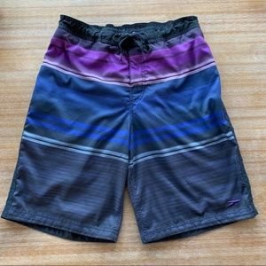 Men's Speedo Board Shorts Swim Trunks